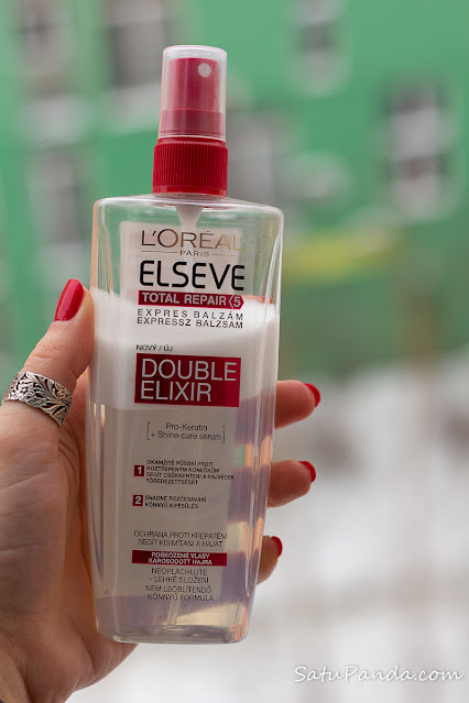 Loreal Paris Elseve Total Repair 5 отзыв
