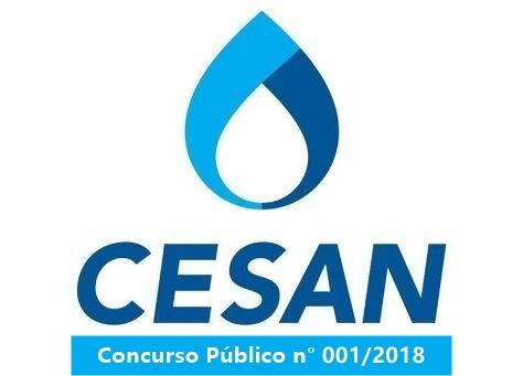 Cesan Concurso público 2018