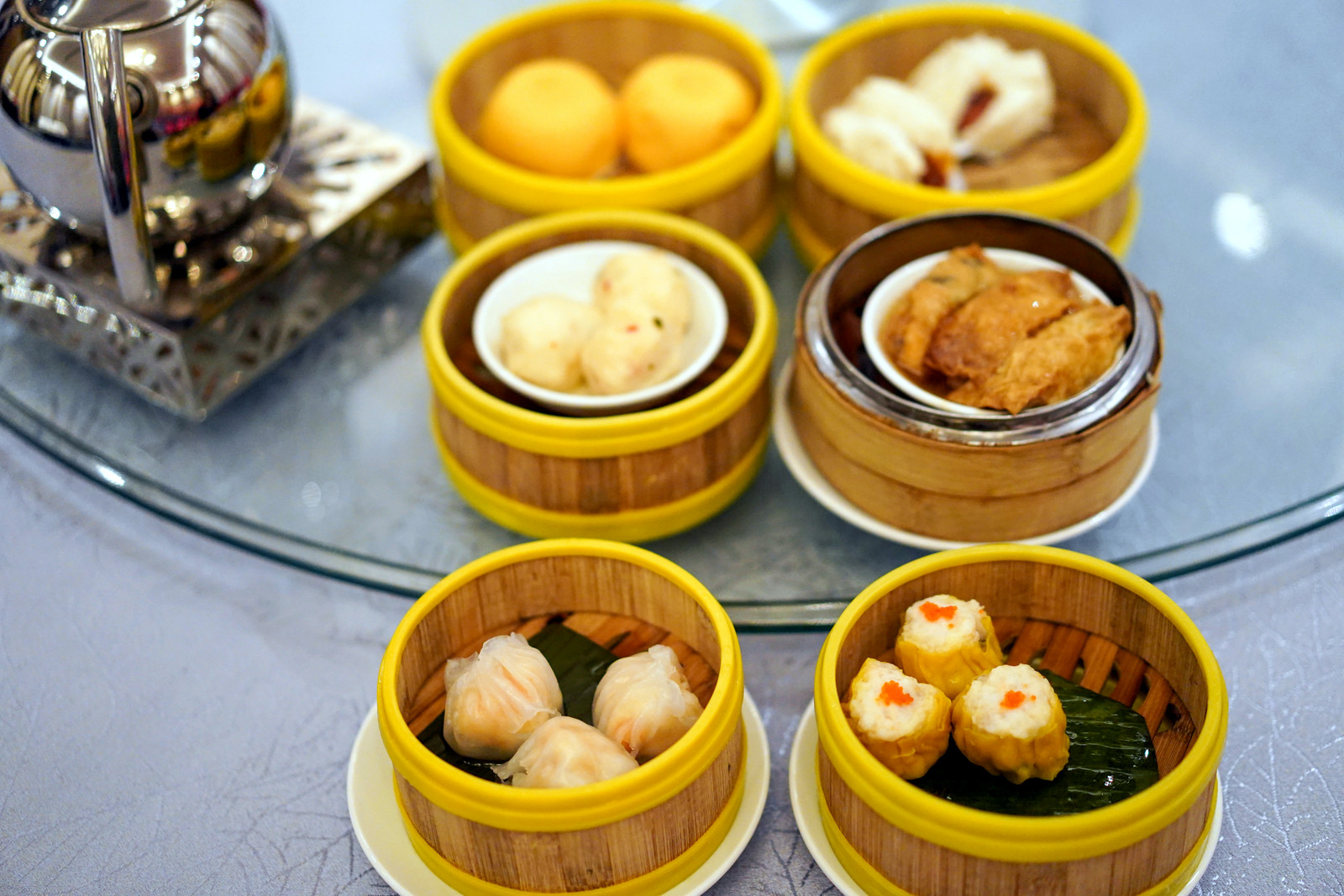 zuan yuan, one world hotel: all-you-can-eat dim sum