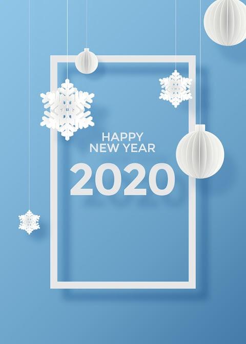 Thiệp Chúc Tết 2020 Cực Đẹp
