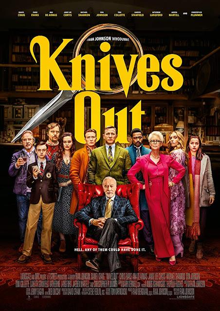 Review Film Knives Out (2019): Drama Misteri yang Benar-Benar Epic