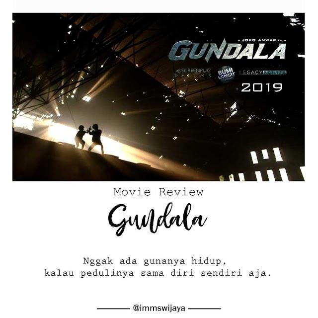 Gundala - Film Superhero Indonesia Terkeren Tapi...