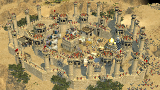 Stronghold Crusader Free Game