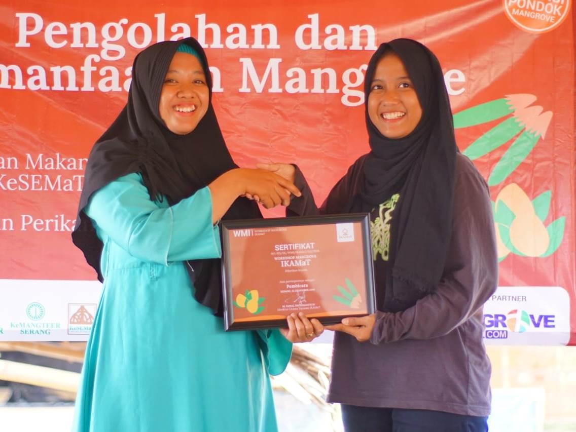 Workshop Mangrove IKAMaT Sukses Diselenggarakan di Kota Serang