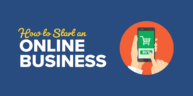 how to start on online business
