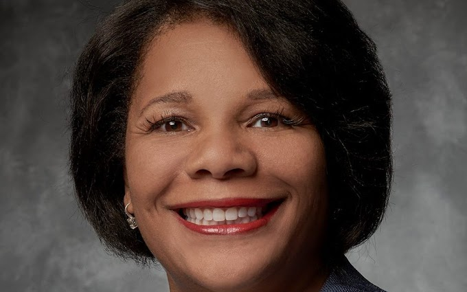 Former FedEx receptionist becomes the company's first black female CEO