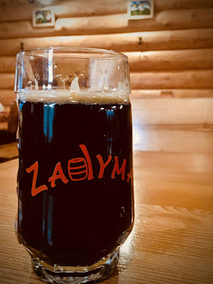 Karczma Browar Zadyma Niedzica-Zamek, piwo ciemne