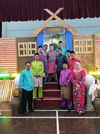 Sambutan Aidilfitri Peringkat IKM Johor Bahru 2019