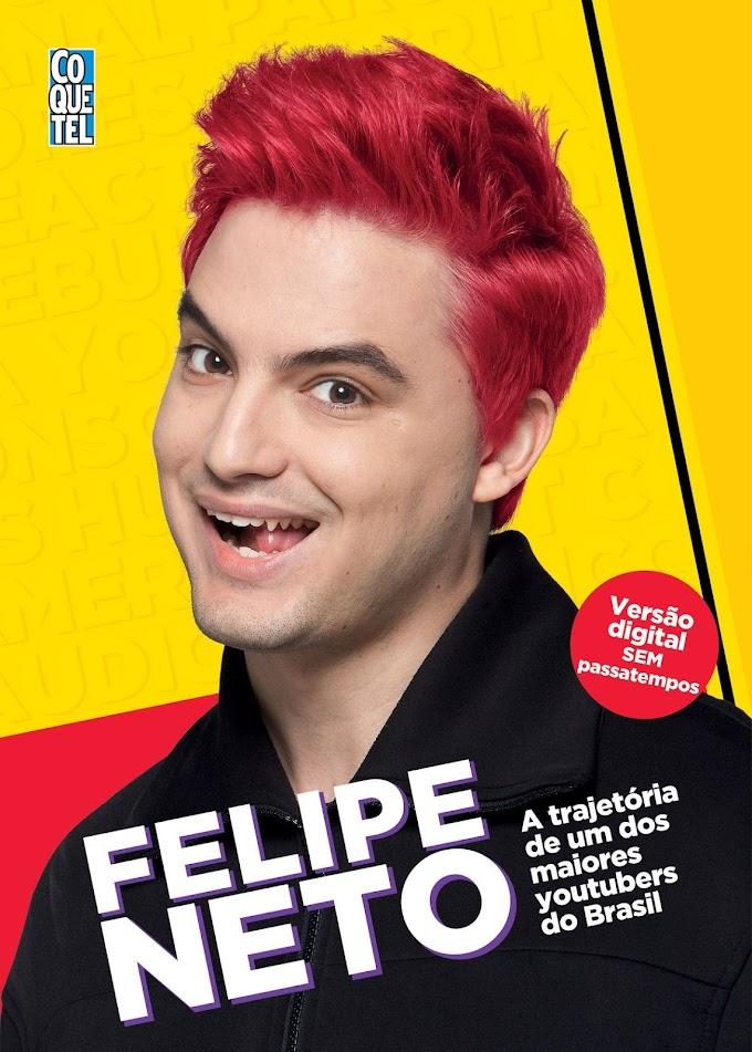 Até 10% OFF com cupom de desconto Felipe Neto Livros