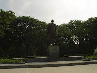 Statue de Lénine à Hanoi, Vietnam