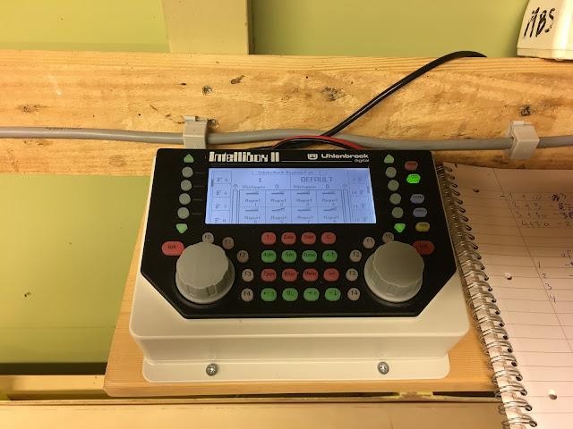 Intellibox II t.b.v. Experimenteerspoor
