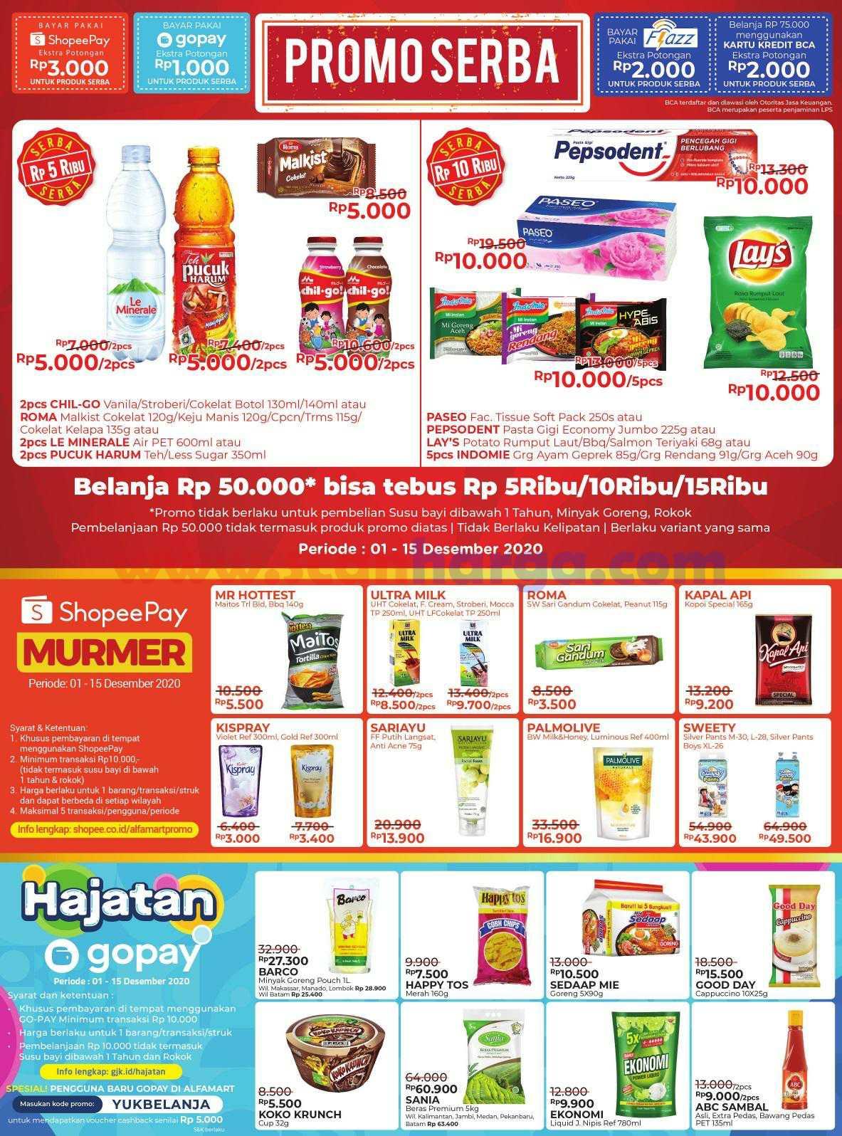 Katalog Promo Alfamart 1 - 15 Desember 2020 3