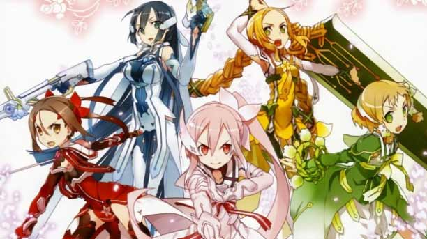 Daftar Rekomendasi Anime Sedih Terbaik - Yuuki Yuuna wa Yuusha de Aru