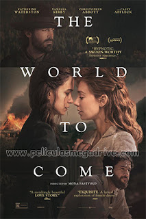 The World to come (2020) [Ingles-Subtitulado] [Hazroah]