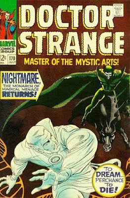 Doctor Strange #170, Nightmare