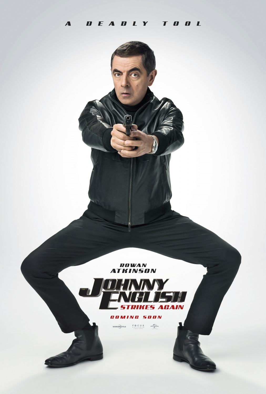 Double O Section: Trailer: JOHNNY ENGLISH STRIKES AGAIN