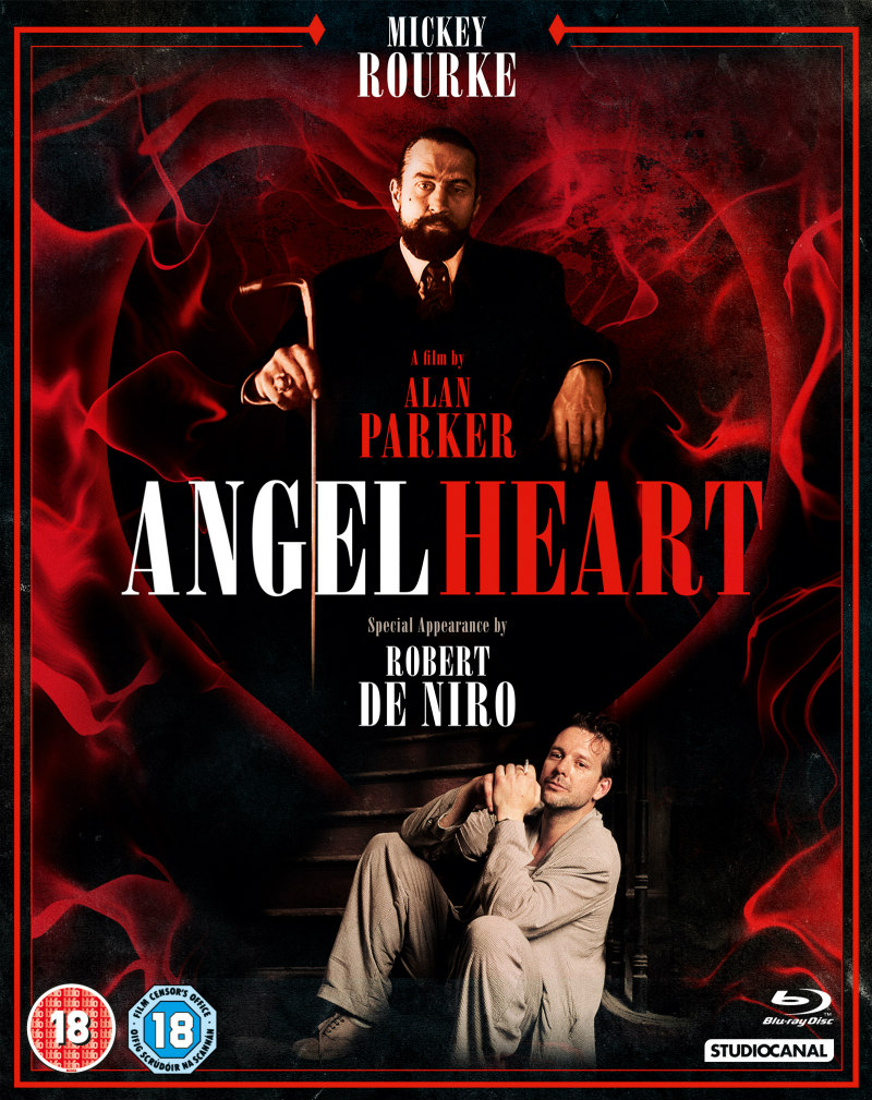 angel heart 4k blu-ray
