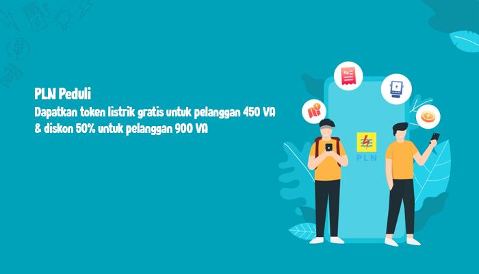 Cara Mendapatkan Token Listrik Gratis PLN Terbaru