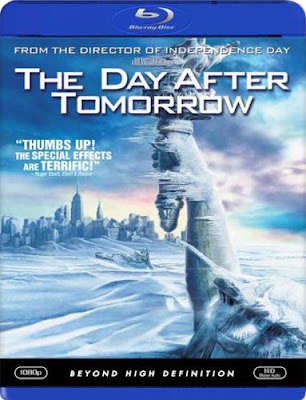 The Day After Tomorrow (2004) 480p 350MB Blu-Ray Hindi Dubbed Dual Audio [Hindi – English] MKV