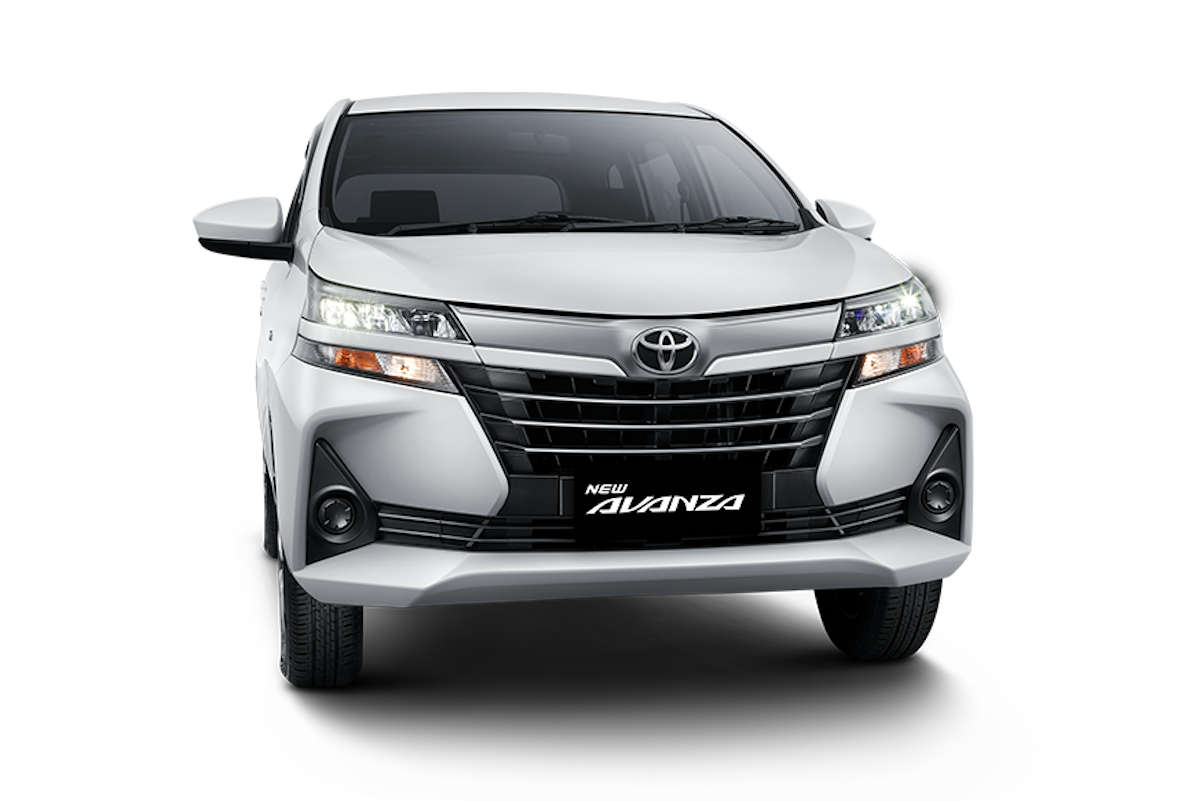 All New Toyota Avanza Veloz 2019 Kijang Innova 2.0 G The Looks Pissed Off W 11 Photos