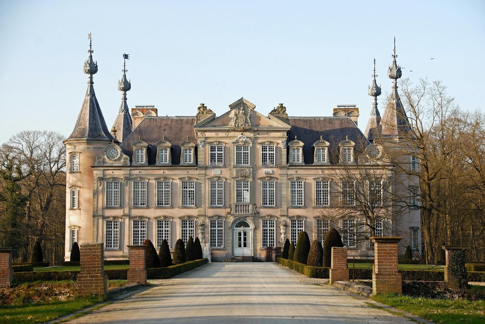 The castle of Poeke