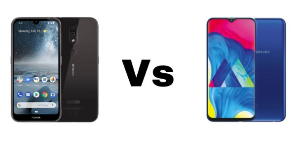 Nokia -4.2-vs-samsung-galaxy-m10