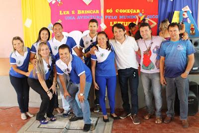 Resultado de imagem para Escola Municipal Dep. Djalma Marinho