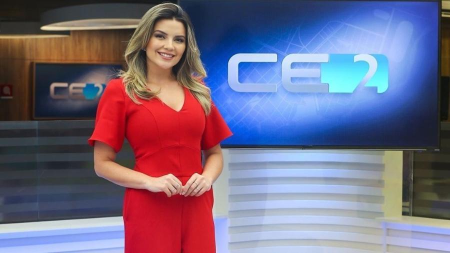 Jornalista Troca Tv Verdes Mares Globo Ce Pela Tv Cidade