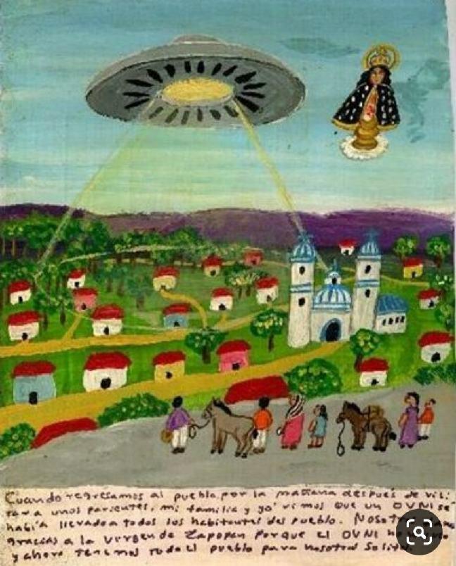 exvotos mexicanos curiosos
