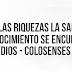 Colosenses 2:3