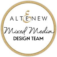 2021 Altenew Mixed Media DT