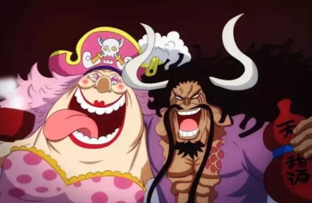 Manga One Piece 956 Bocor! Oda Ternyata Menyembunyikan 5 Hal Ini di Wano