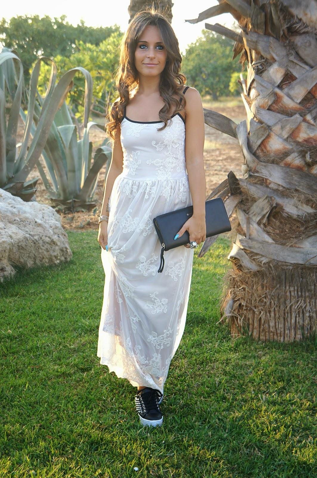 0458f6b391 So Allure white dress & JC Zomg shoes - Inside Me