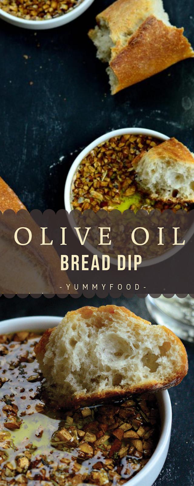 OLIVE OIL Breads DIP