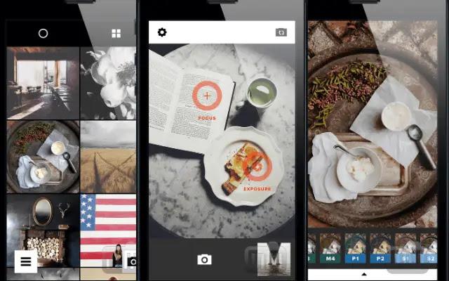 Aplikasi Edit Foto Instagram - VSCO Cam