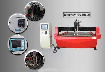 Vai trò của máy Plasma trong ngành cơ khí, sắt thép 2