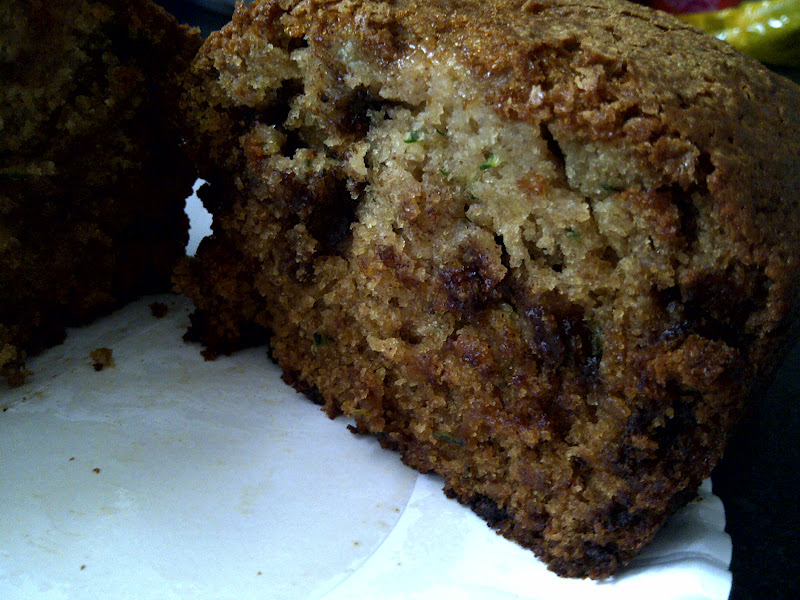 Usasillyyaks Zucchini Bread And Chocolate Chip Zucchini Bread