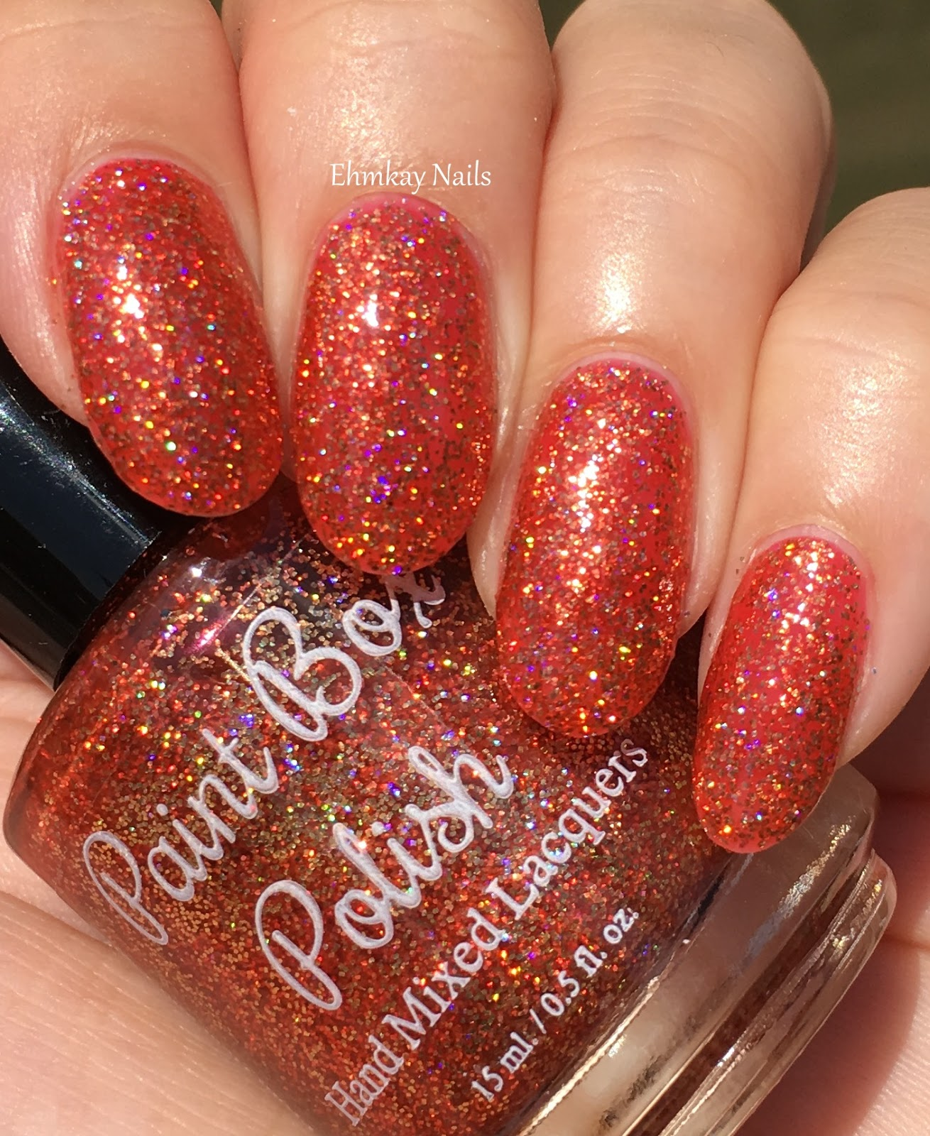 ehmkay nails: Paint Box Polish Westerosi Late Summer Collection