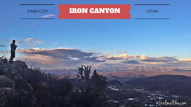 Iron Canyon trail, Park City, Utah