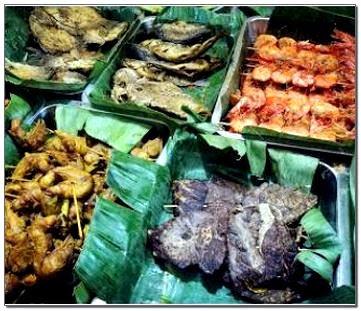 Rumah Makan Sunda di Jakarta Pusat