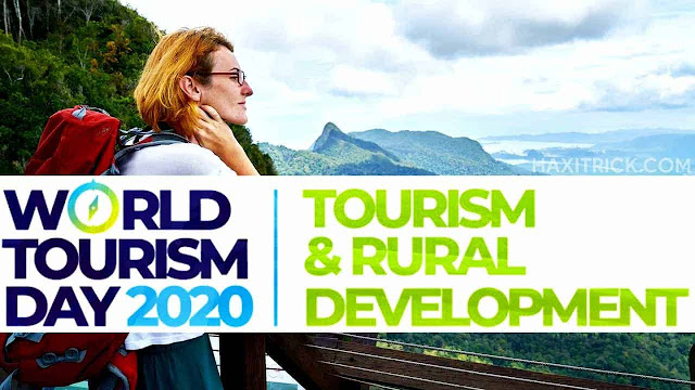 World Tourism Day 2020 Theme
