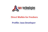 Tarv-Technologies-walkin-for-freshers