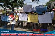 APELLTI dan GKNI Meluruk KPKNL Jember Minta Lelang PT Kertas Leces Ditinjau Ulang