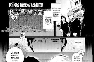 [DOUJIN] Shiritsu Otokonoko Gakuen (Original) Bahasa Indonesia
