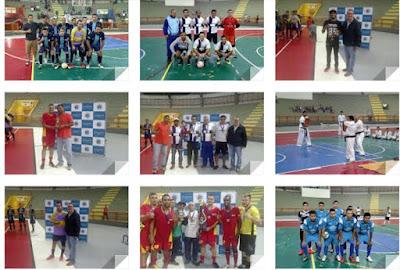 Itaipava conquista o tricampeonato do Interfirmas de futsal de Registro-SP