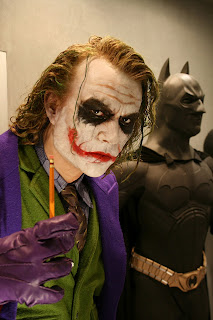 Heath Ledgers Joker