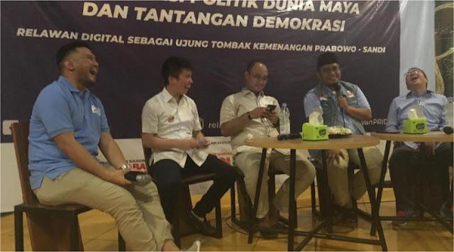 Soal Award PSI, Dahnil: Alay Politik Jangan Ditanggapi, Diketawain Aja