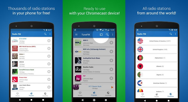 Radio fm player - tunefm apk download
