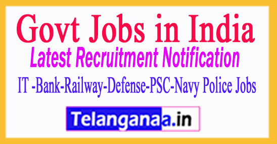 NTPC Recruitment Notification 2017