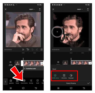 Cara Menghapus Background Video Tanpa Green Screen